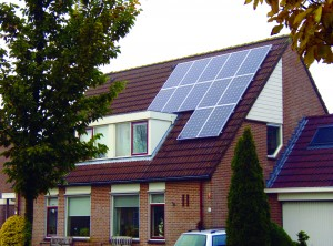 collectief zonnepanelen, collectieve aankoopronde, omvormer, installatie , Zuidwest Friesland, Súdwest Fryslân