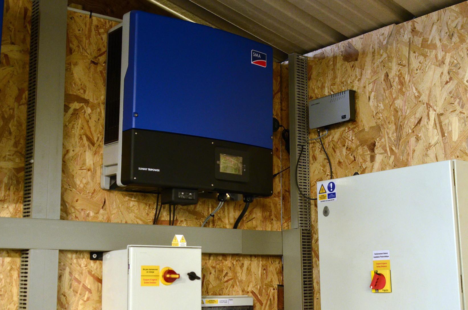 SMA Solar Inverters - Patrick Gofre ZonnemakelaarPatrick