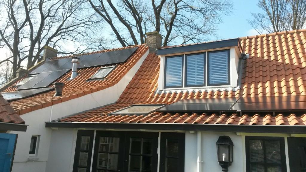 20 Suntech panelen Ameland