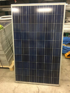 Promotions & used panels - Solar Consultant Patrick